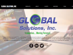 Global Solutions Inc